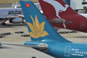 ベトナムのフラッグキャリアベトナム航空