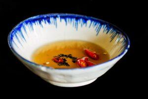 ベトナムの代表的な調味料ヌクマム
