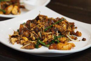 マレーシア料理のロジャック