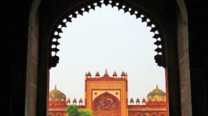 モスク地区の「金曜モスク」