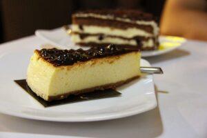 カンボジアのケーキ③