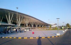 インドのべンゲルール国際空港