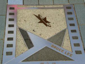 ブルース・リーの星形