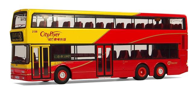 重慶大厦まで運んでくれる「エアポートバス」のA21番