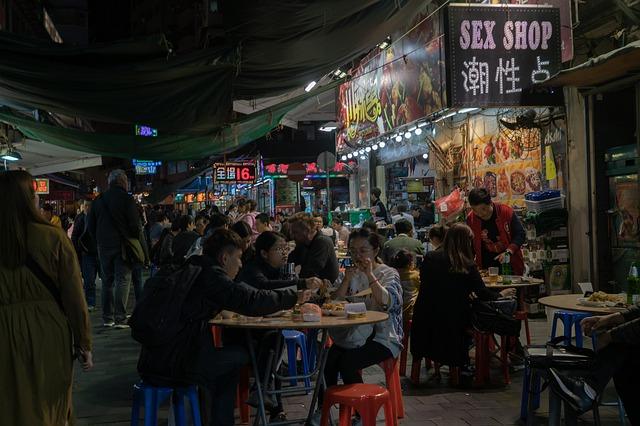 香港グルメ