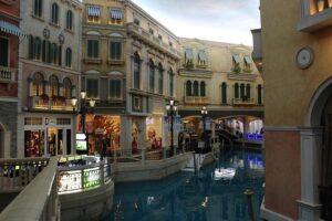 ザ・ヴェネチアン・マカオ・リゾート・ホテルの運河