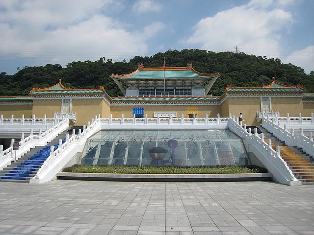世界4大博物館に数えられる「国立故宮博物院」