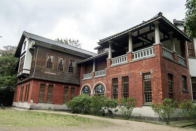 北投温泉博物館:Beitou Hot Spring Museum