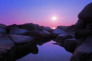 野柳地質公園の奇岩群