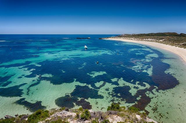 西オーストラリア州2大観光地に数えられる「ロットネスト島」