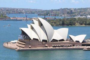 シドニーの「オペラハウス」