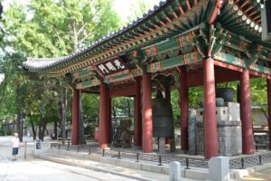 徳寿宮の光明門