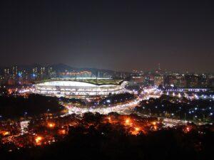 ソウルワールドカップ競技場②