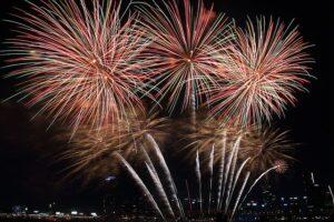 ソウル世界花火祭り