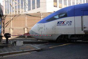 韓国高速鉄道KTX