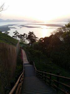 峨嵋山展望台