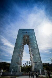 慶州タワー